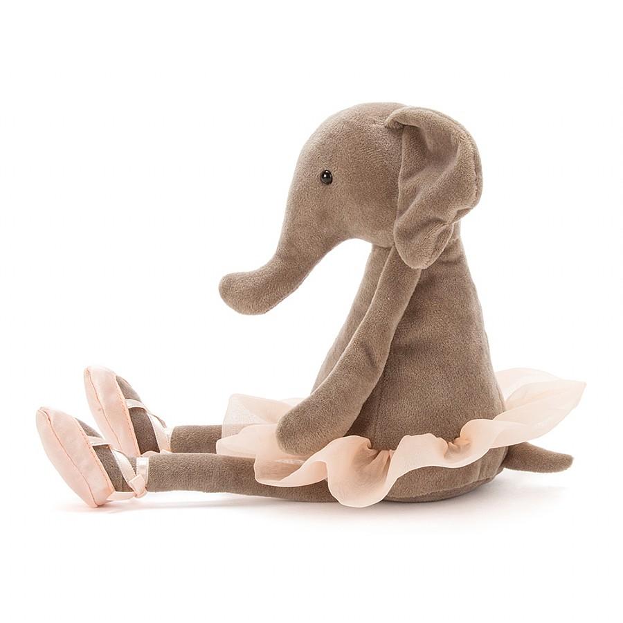 elefant ballerina costat