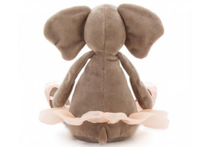 elefant ballerina darrera