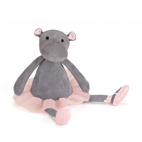 hipopotamo ballerina